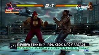 Tekken 7: La review de Player One