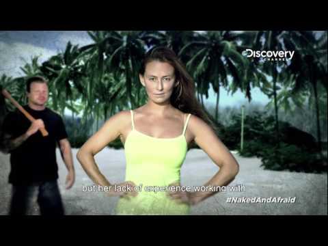 Alison Teal Prepares for Naked and Afraid part 2 - VidoEmo