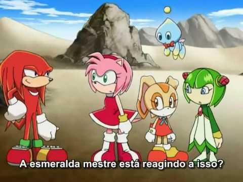 Sonic X episódio 55 parte 1 legendado português