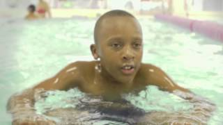 Speedo Sundays - swimming fun!