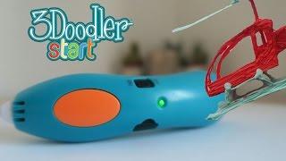 3Doodler start pen - 3d pen review - 3d pen helicopter