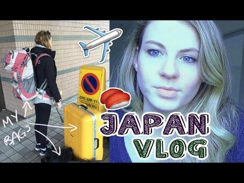 Leaving Japan | JAPAN VLOG | DAY 20 & 21