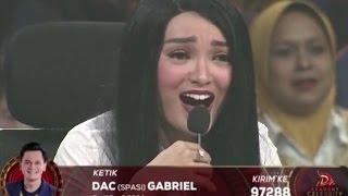 Jagonya Zaskia Gotik Bernyanyi Seriosa (D'Academy Celebrity 2 Top 4 Result)