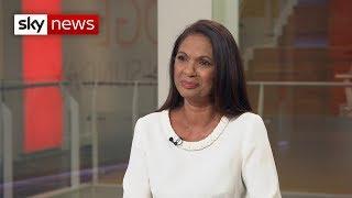 Gina Miller says Theresa May has no Brexit plan B