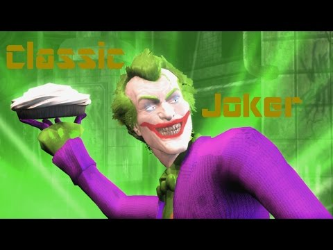 Injustice Gods Among Us: Classic Joker Mod