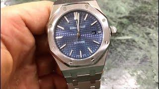 Fake Watches in Petaling Street!