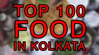 Top 100 Food in Kolkata