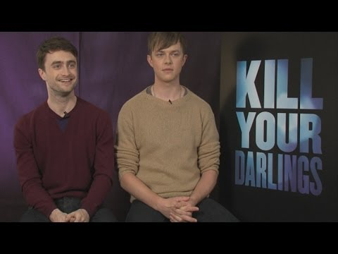 Xxx Mp4 Daniel Radcliffe Gets Naked Actor Jokes About Nude Scenes During Kill Your Darlings Interview 3gp Sex