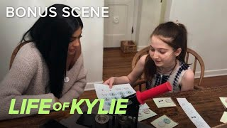 Kylie Jenner Visits One of Her Superfans Ari Thau | Life of Kylie | E!