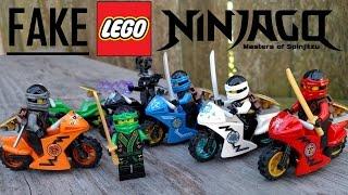 The Most Interesting LEGO Ninjago FAKE!? (LEGO KnockOff)
