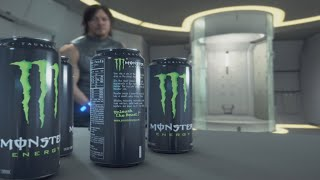 Death Stranding Is A Game About Monster Energy Drinks