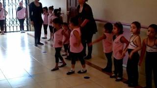 MODEL DANCE VACACIONAL 2012