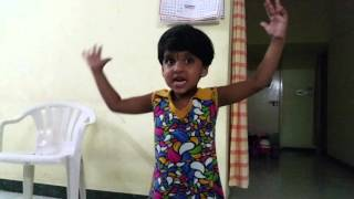 Jungle book Tamil title song by yalini
