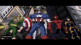 Os Vingadores Vol 2 Capitão América – Dublado   assistir completo dublado portugues