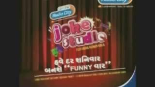 Radio City Joke studio Week 61 Kishore Kaka