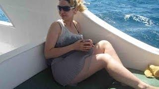 بالفيديو   ملكة جمال مصرية تبرز مفاتنها على ضفاف البحر الأحمر