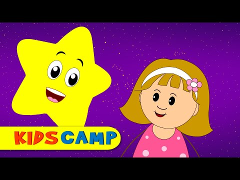 Twinkle Twinkle Little Star And Many More | Nursery Rhymes Collection for Children by KidsCamp