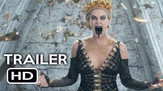 The Huntsman Winter's War Official Trailer #1 (2016) Chris Hemsworth Fantasy Movie HD