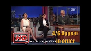 [Talk Shows]Kim Kardashian - A Rental Monkey  - 4/6 Appearances