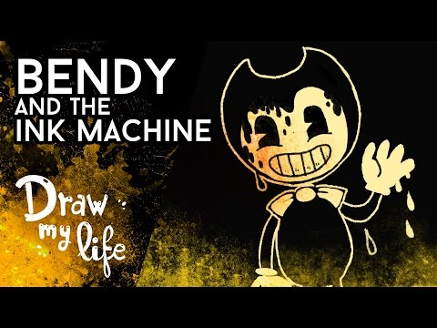 BENDY AND THE INK MACHINE - Play Draw | Daikhlo