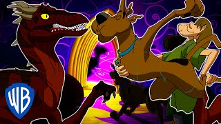 Scooby-Doo! | Scooby in Jurassic Park | WB Kids