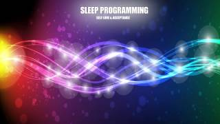 Sleep Programming | Confidence & Self Esteem Affirmations | Self Love | Binaural Beats & Iso Tones