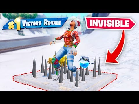 UNDERGROUND TRAP GLITCH might get banned In Fortnite Battle Royale