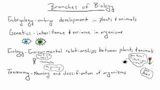 Introduction to Biology - 1 - What is Biology?