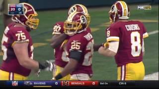 NFL 2016 01 03 Redskins vs Cowboys   Condensed Game Part 1