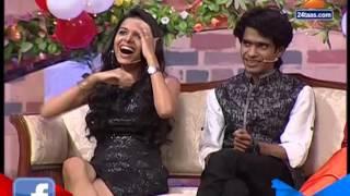Chala Hawa Yeu Dya  | Kushal Badrike playing SRK Roll