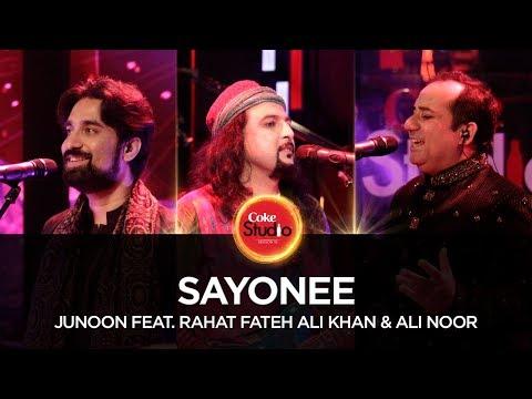 Xxx Mp4 Junoon Feat Rahat Fateh Ali Khan Amp Ali Noor Sayonee Coke Studio Season 10 Episode 2 3gp Sex