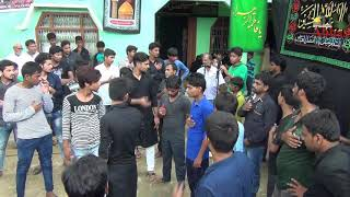 Syed Aliya Abbas Pakri   Juloos-e-Amari Mauza Pakri Khas Tanda 2017