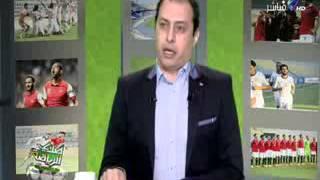 أحمد عفيفي في صدى الرياضة - حلقة  26-2-2016