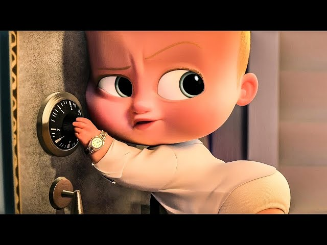 THE BOSS BABY All Movie Clips + Trailer (2017)