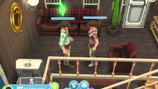 How to Have a Baby in The Sims FreePlay (Apple)