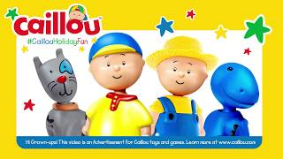 BRUSH BRUSH YOUR TEETH 🎵 Caillou Songs - Amazing songs for children - ADVERTISEMENT