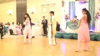 Dance for Wedding Aaja Nachle, Bole Churiya, & Dupatta Tera_HIGH
