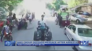 Durham dirt bike and ATV group says its goal is to fight, not cause, crime