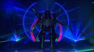 Samantha Jade - (UFO) on The X Factor Australia 2012 (29-10-2012) (HQ)