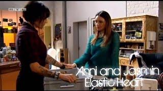 Anni and Jasmin Elastic Heart