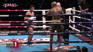 YOKKAO 8 TKO: Rungravee Sasiprapa vs Dean James FULL-HD