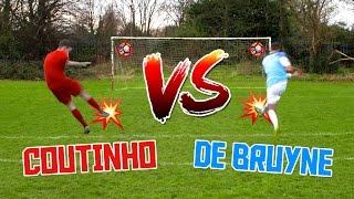 💥 SMITHY VS ALEX | FOOTBALL CHALLENGES! (DE BRUYNE VS COUTINHO) 💥