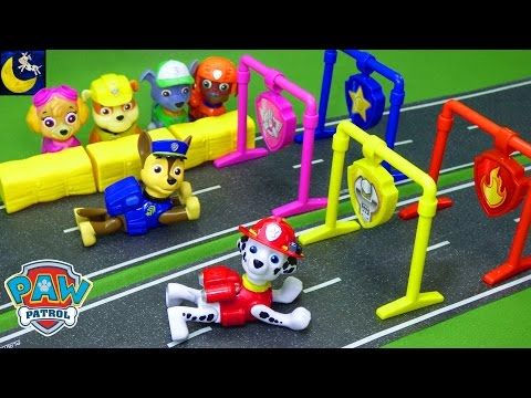 New Paw Patrol Toys R Us Toys Pull Back Racers Pups Gift Set Marshall Chase Skye Zuma Racer Toys