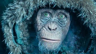 """WAR FOR THE PLANET OF THE APES """"Meeting Bad Ape"""" Trailer (2017)"""