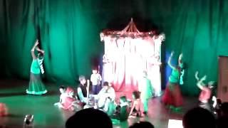 Marathi Wedding performance part 1
