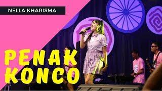 Nella Kharisma - Penak Konco ( Official Music Video )