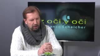 [Iz oči v oči z Marjanco Scheicher] 22.01.2017 Nova24TV: Gianni Rijavec