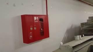 fire hose cabinet details