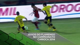 Flamengo no Cariocão é na ABC!