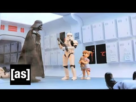 Take Your Daughter to Work Day Robot Chicken Adult Swim